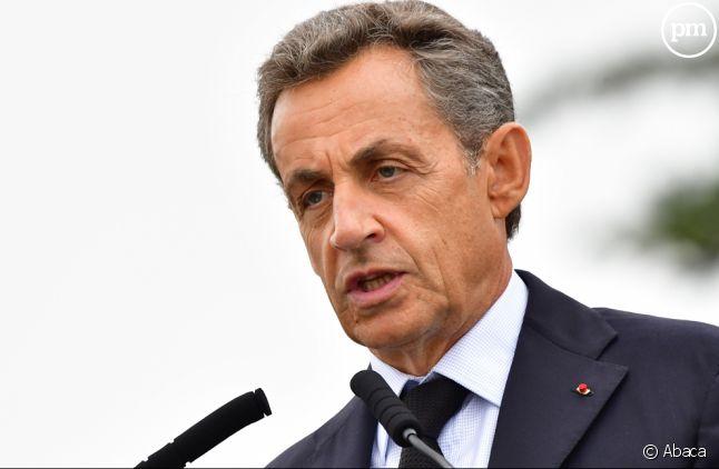 Nicolas Sarkozy, président des Républicains.