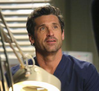 Patrick Dempsey dans 'Grey's Anatomy'