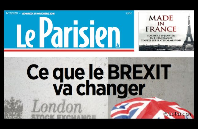 """""""Le Parisien"""" change de peau"""