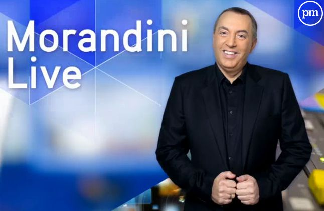 """Morandini Live"", sur iTELE."