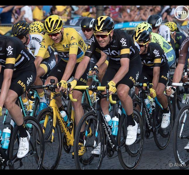 France Télévisions diffusera le Tour de France jusqu'en 2025.