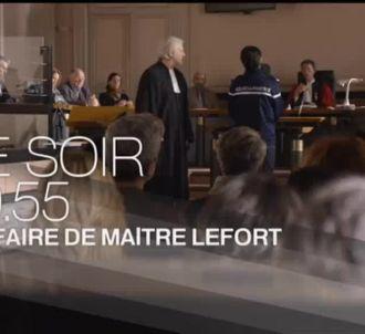 'L'Affaire de Maître Lefort' ce soir sur France 2