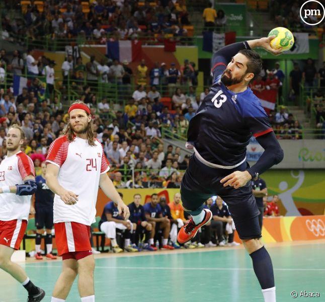 Equipe de France de handball.