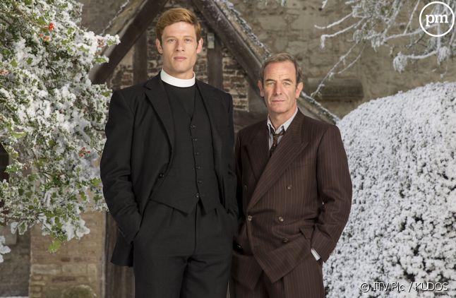 """L'épisode de Noël de """"Grantchester"""" le 25 décembre sur France 3"""