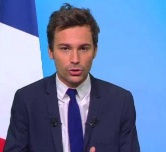 Bertrand Chameroy parodie François Hollande après l'échec...