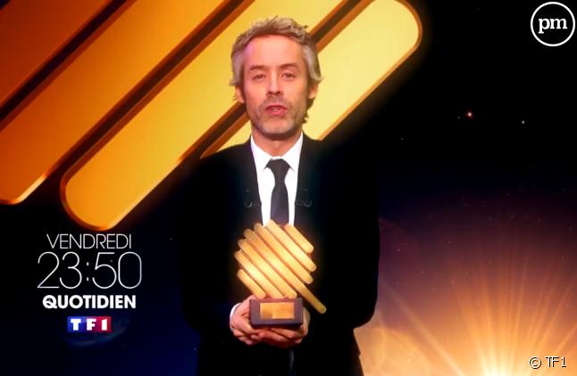 """""""Quotidien"""" sur TF1 vendredi 9 décembre à 23h50."""
