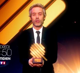 'Quotidien' sur TF1 vendredi 9 décembre à 23h50.