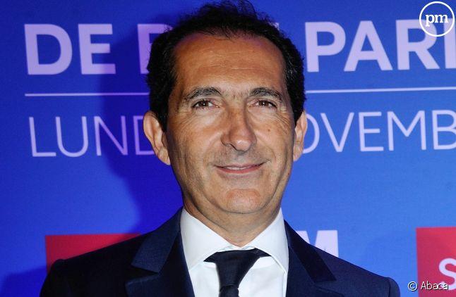 Patrick Drahi, patron de SFR.