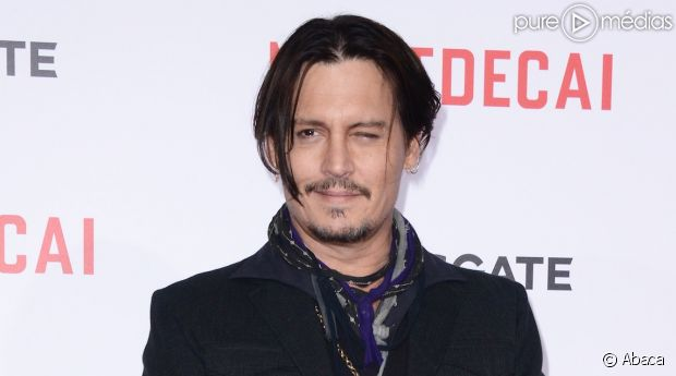 Johnny Depp, acteur le moins rentable à Hollywood