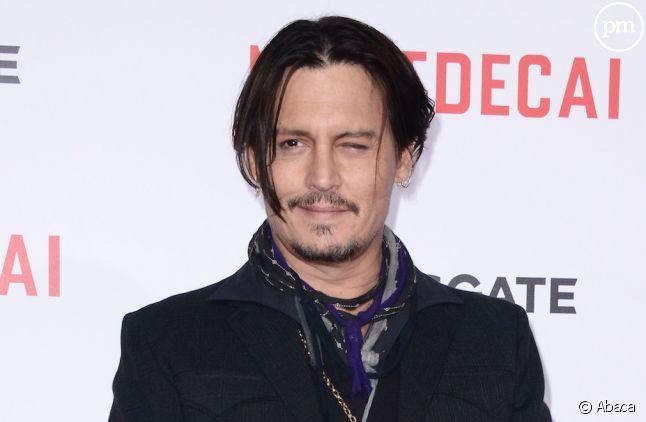 Johnny Depp, acteur le moins rentable à Hollywood