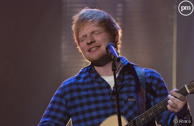 Ed Sheeran en tête du Top Titres