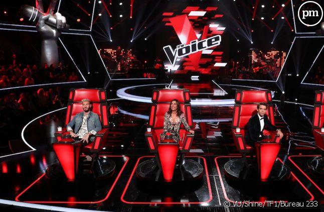 """""""The Voice"""" de retour le 18 février sur TF1"""