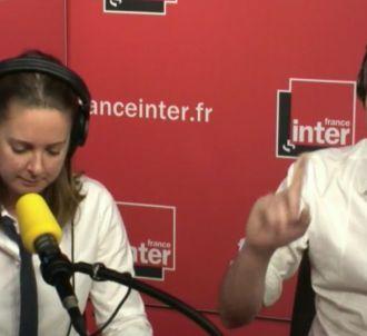 Charline Vanhoenacker et Guillaume Meurice face à...