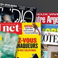 SFR Presse s'enrichit de 5 nouveaux titres