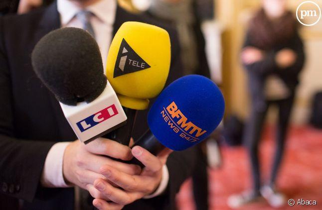 Baromètre 2017 de la confiance des Français dans les médias.