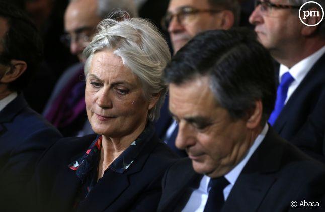 Penelope Fillon, une très discrète attachée parlementaire.