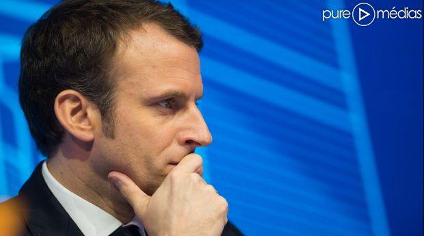 Le programme d'Emmanuel Macron pour les médias.