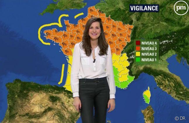 La journaliste Daniela Prepeliuc titularisée sur BFMTV.