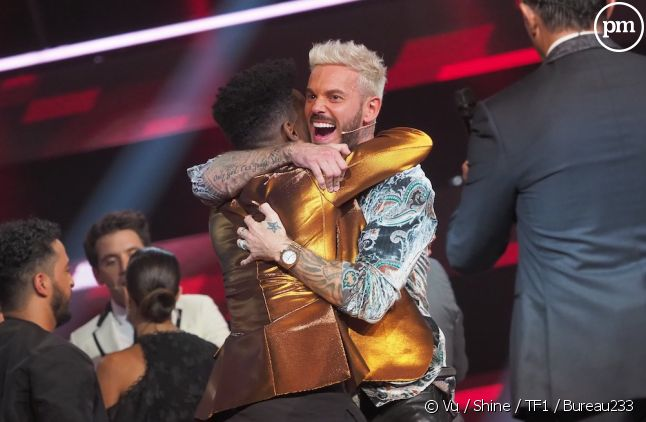 "M. Pokora quitte ""The Voice"""