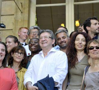 Les députés de la France Insoumise à l'Assemblée...