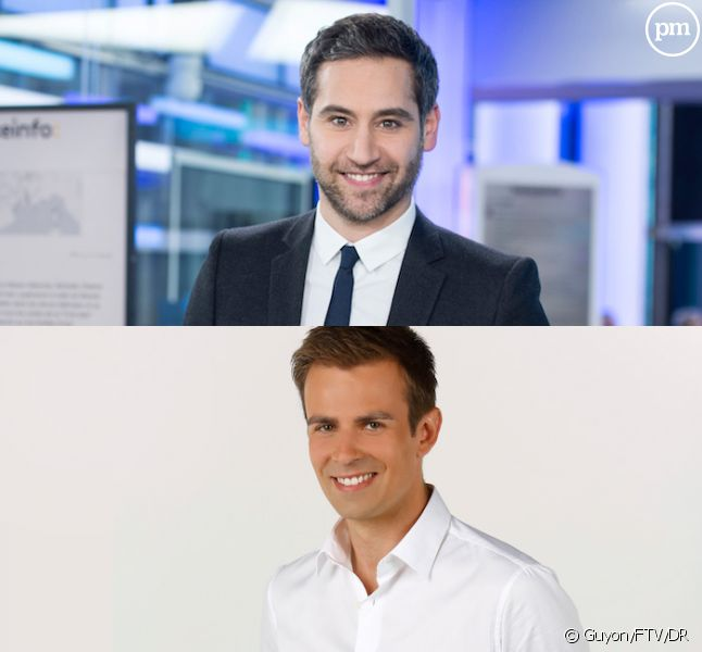 Julien Benedetto et Jean-Baptiste Marteau