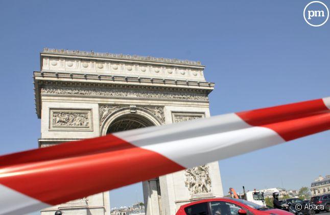 <p>Attentat raté des Champs-Elysées : Adam Djaziri aurait alerté des médias </p>