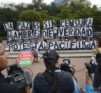 Le 27 juin dernier, plusieurs manifestations de reporters...