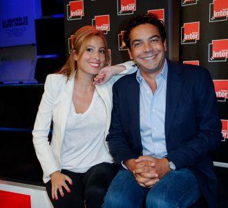 Les adieux entre Léa Salamé et Patrick Cohen sur France...