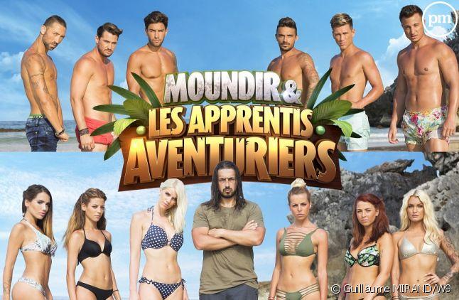 """""""Moundir et les apprentis aventuriers"""" sur W9"""