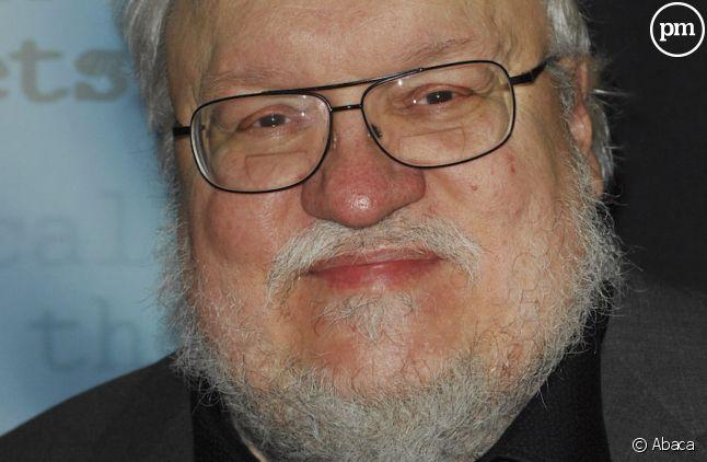 """George R.R. Martin, l'auteur de """"Game of Thrones"""""""