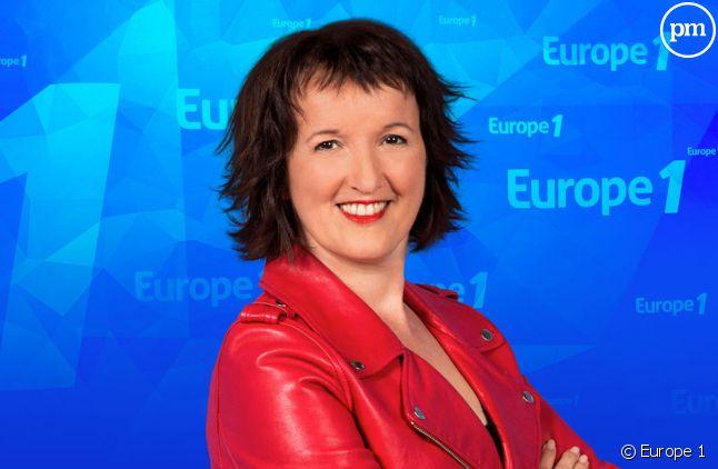 Anne Roumanoff rebondit le samedi sur Europe 1
