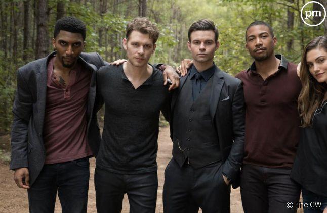"""Une partie du cast de """"The Originals"""""""