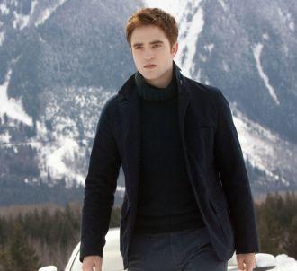 Robert Pattinson dans 'Twilight'