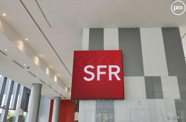 La riposte de SFR.