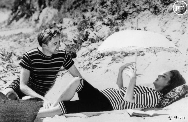 """Jeanne Moreau dans """"Jules et Jim"""""""