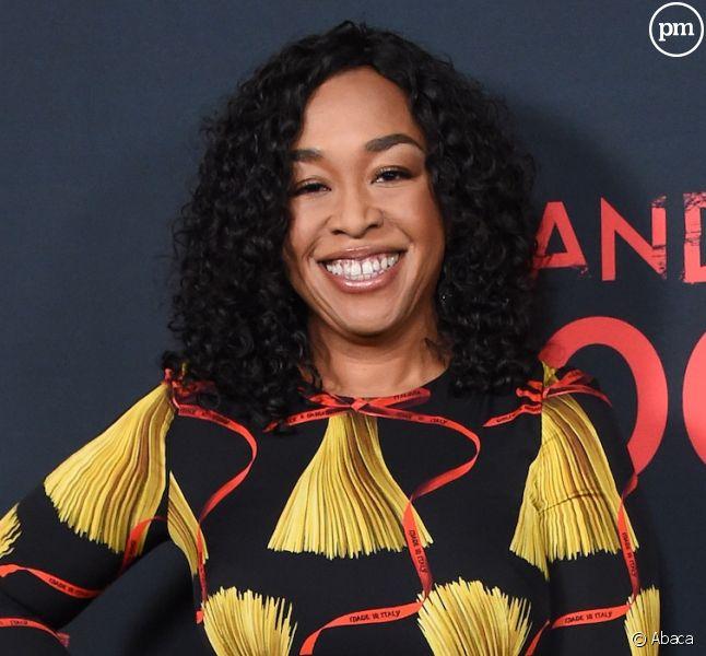 La créatrice de Grey's Anatomy (TF1) s'engage avec Netflix