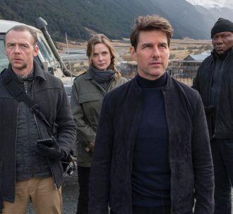 Tom Cruise, <span>Rebecca Ferguson, Simon Pegg et...