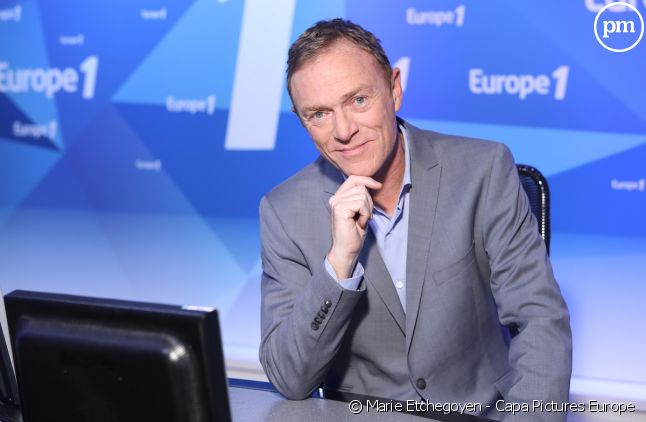 Christophe Hondelatte (Europe 1)