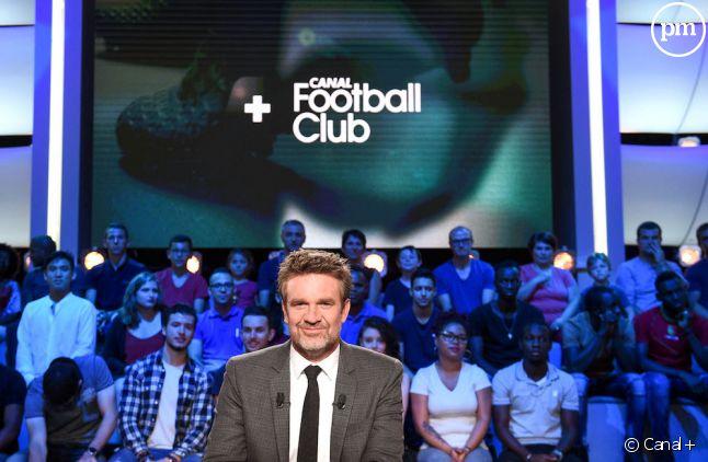 Hervé Mathoux, présentateur du CFC sur Canal+