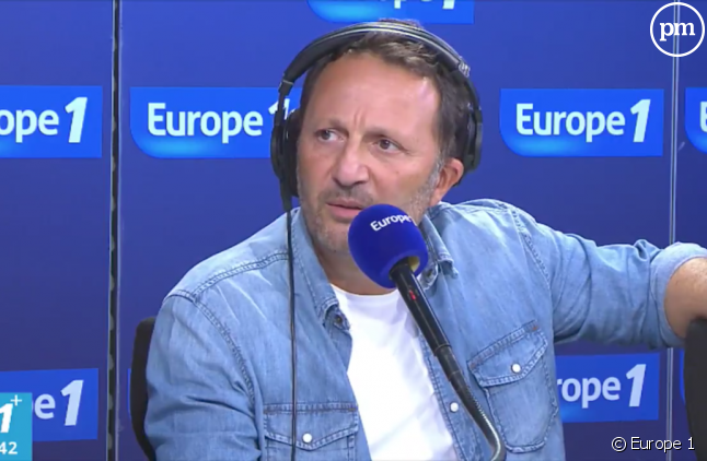 Arthur invité d'Europe 1