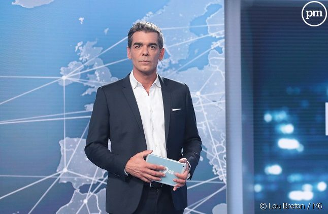 """Xavier de Moulins sur le nouveau plateau du """"19.45"""""""
