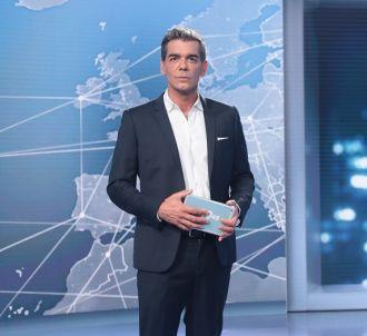 Xavier de Moulins sur le nouveau plateau du '19.45'