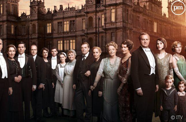 """Un film pour """"Downton Abbey"""""""