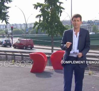 'Complément d'enquête' ce soir sur France 2