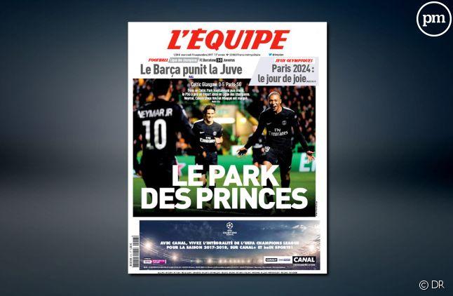 """""""L'Equipe"""""""