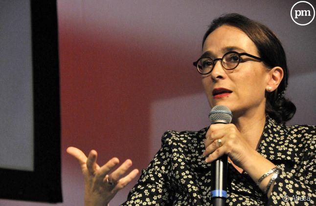 Delphine Ernotte, patronne de France Télévisions