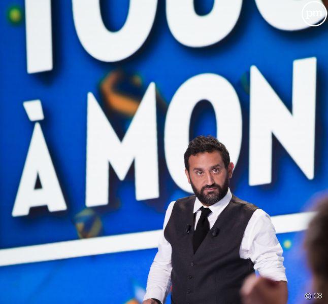 """Cyril Hanouna aux commandes de """"Touche pas à mon poste"""""""