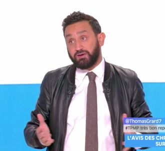 Cyril Hanouna critique 'Cash Investigation'