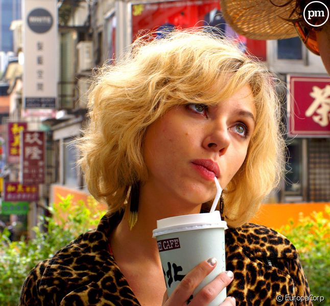 "Scarlett Johansson dans ""Lucy"""