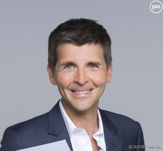 Thomas Sotto, nouveau joker du 20h de France 2 le week-end